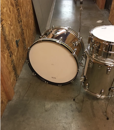 Matt Sorum Owned Drum Kit For Sale For Only 19 000 Guns N Roses