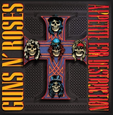 Guns N Roses Holding Drawing Contest For Appetite For Destruction