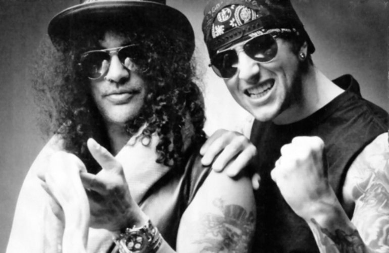 Avenged Sevenfolds M Shadows Talks Guns N Roses And How They Inspired The Band