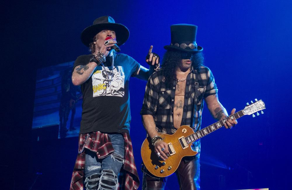 Guns N' Roses Manager Reveals When We Could See Axl Rose