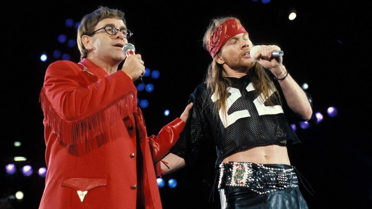13fd17f848f How Elton John's Drummer Helped Inspire Axl Rose's Trilogy of Songs ...