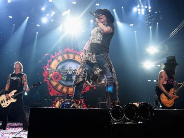 Website Publishes All of the Guns N' Roses Leaks This Week