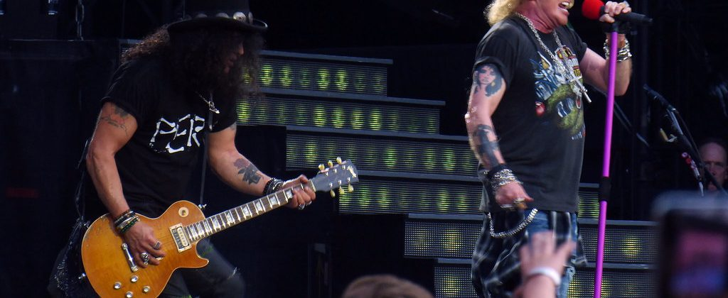 """New Guns N' Roses Song """"Going Down"""" Leaks Online Featuring"""